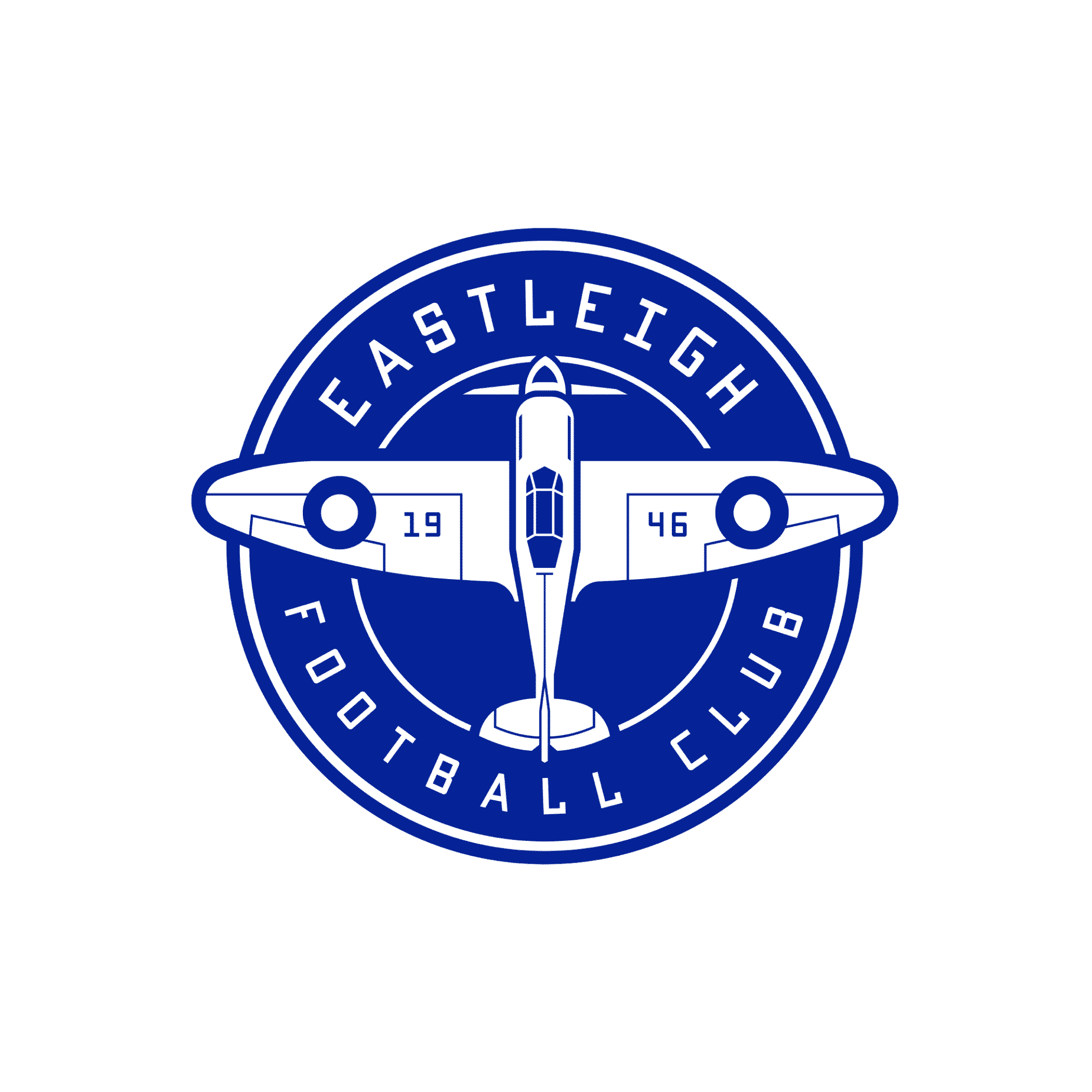 Eastleigh Football club logo
